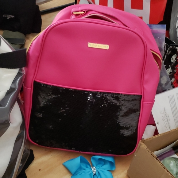 Juicy Couture Handbags - Back pack